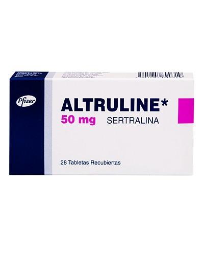 Altruline (Sertralina)