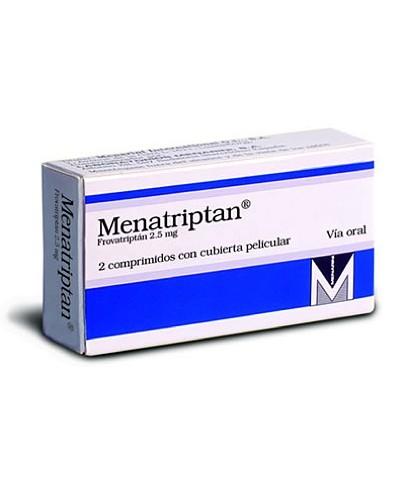 Menatriptan (Frovatriptan)
