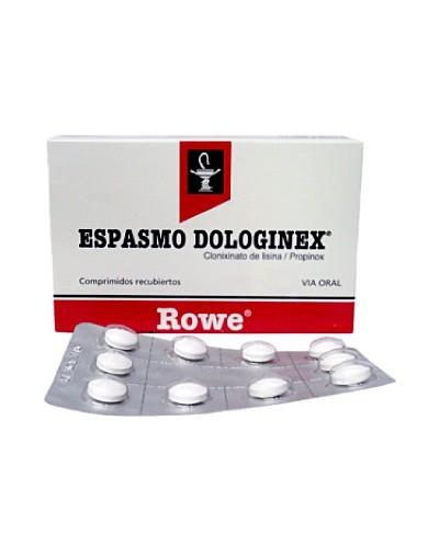 Espasmo Dologinex (Lisina /...