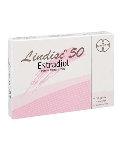 Lindisc Parches (Estradiol)