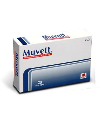 Muvett (Trimebutina)
