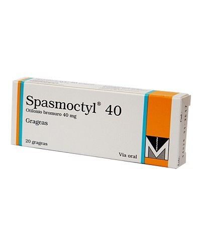 Spasmoctyl (Otilonio Bromuro)