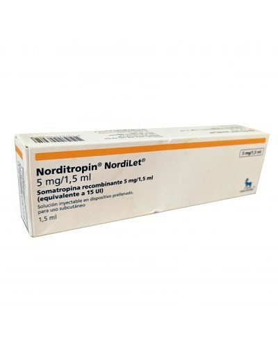 Norditropin (Somatropina)
