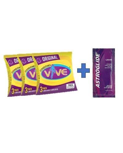 Combo Preservativos y...