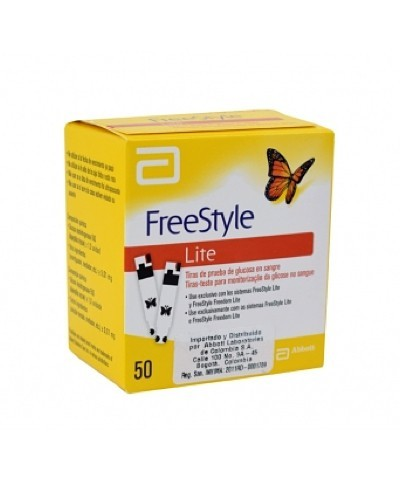 Freestyle Lite (Tiras...
