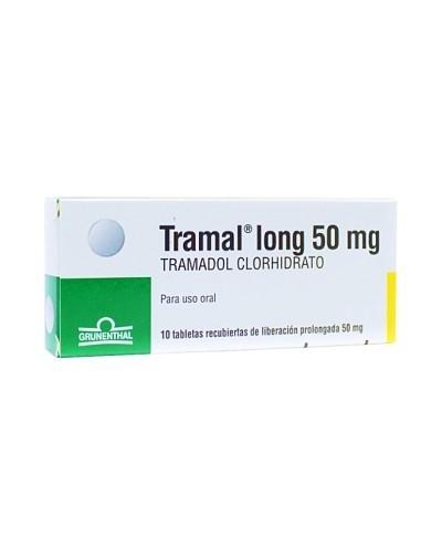 Tramal long (Tramadol)