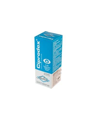 Ciprodex (Ciprofloxacina /...