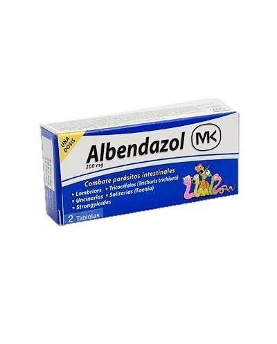 Albendazol (MK)