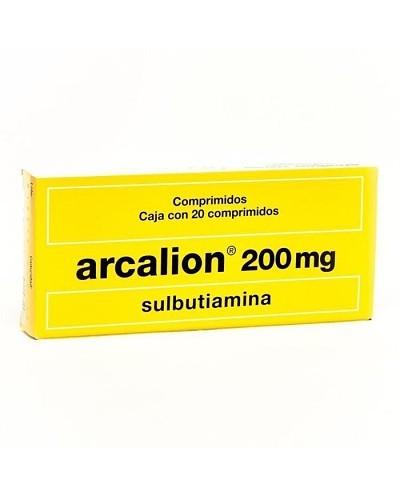 Arcalion (Sulbutiamina)