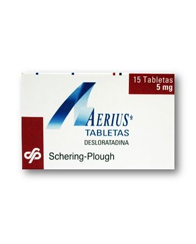 Aerius (Desloratadina)