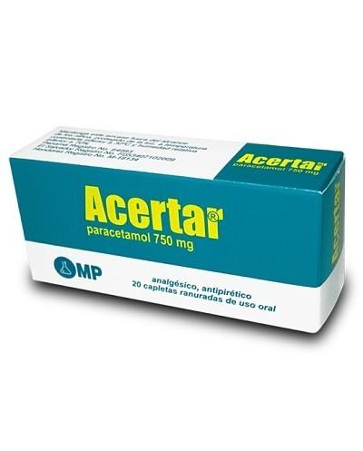 Acertar (Paracetamol)