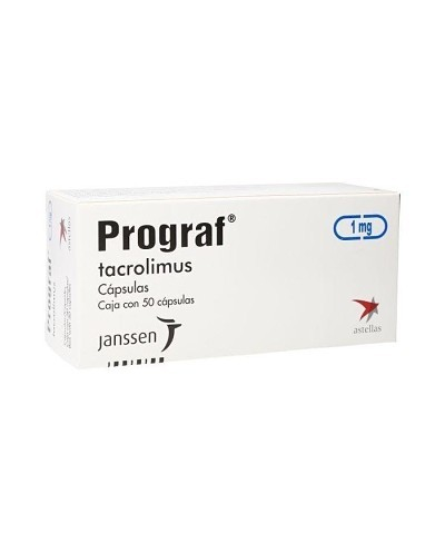 Prograf (Tacrolimus)