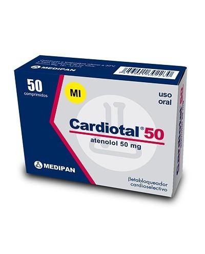 Cardiotal (Atenolol)