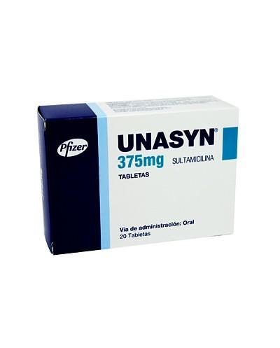 Unasyn (Sultamicilina)