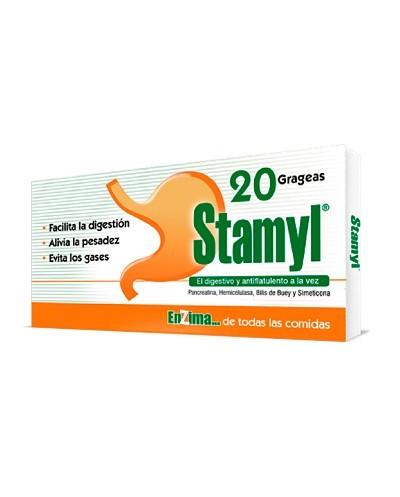 Stamyl (Pancreatina /...