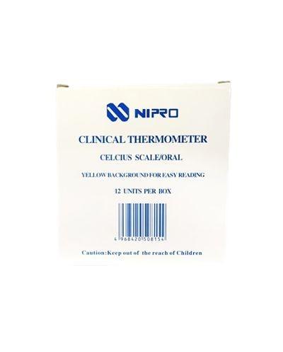 Termometro de Mercurio (Nipro)