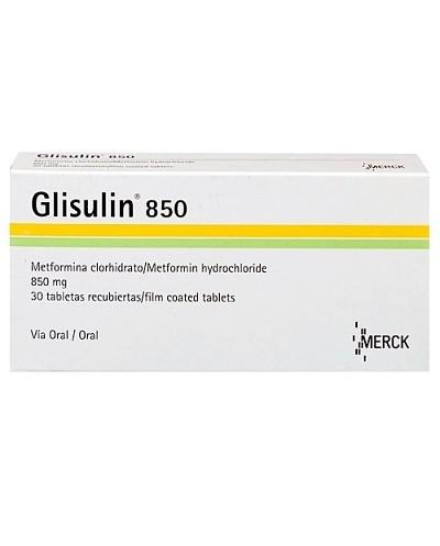 Glisulin (Metformina)