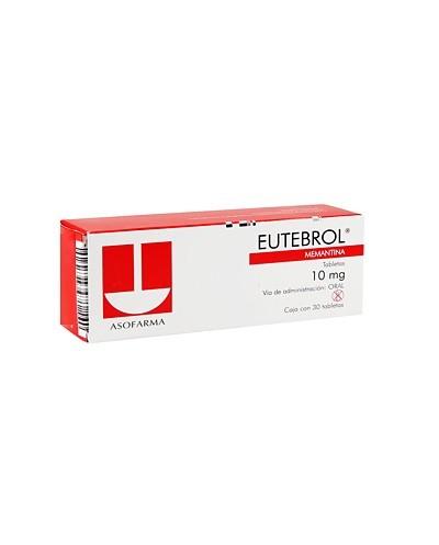 Eutebrol (Memantina)