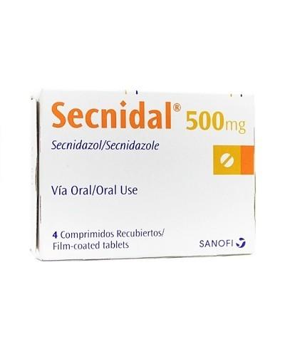 Secnidal (Secnidazol)
