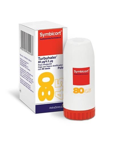 Symbicort (Budesonida /...
