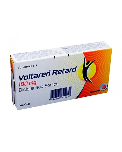 Voltaren Retard (Diclofenaco)