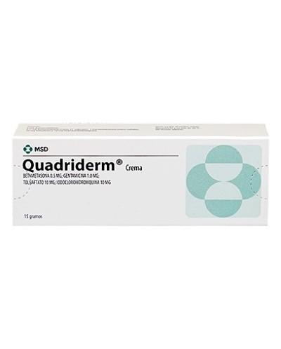 Quadriderm (Betametasona /...