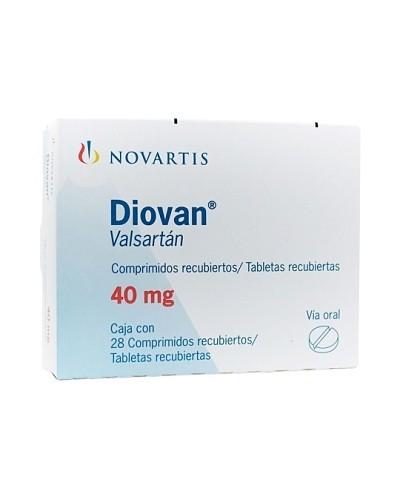 Diovan 40 mg (Valsartan)