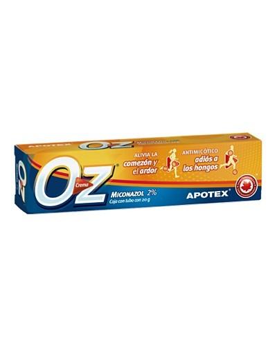 Oz Crema (Miconazol)