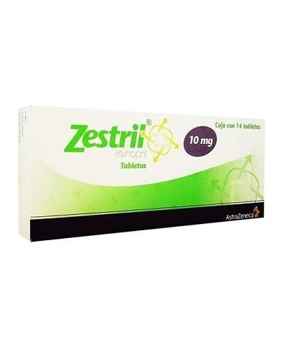 Zestril (Lisinopril)