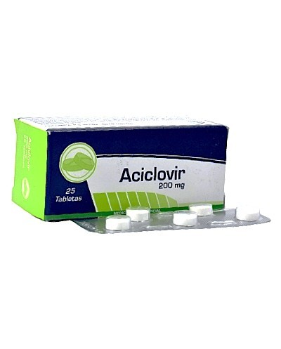 Aciclovir (Coaspharma)