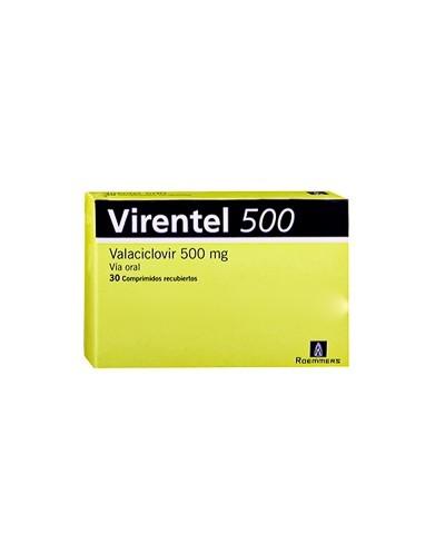 Virentel (Valaciclovir)