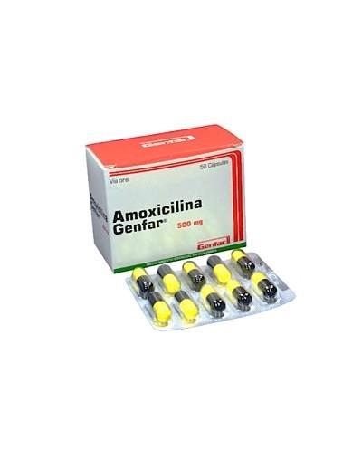 Amoxicilina (Genfar)