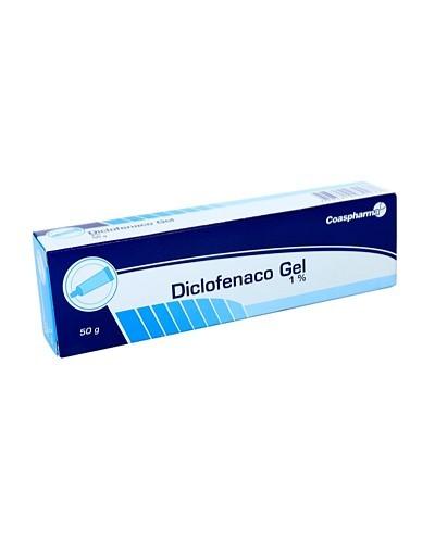 Diclofenaco Gel (Coaspharma)