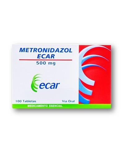 Metronidazol (Ecar)