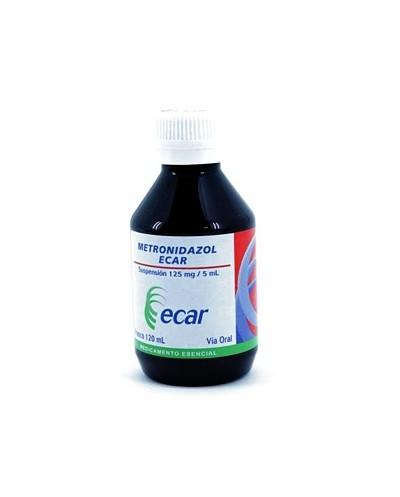 Metronidazol Suspension (Ecar)