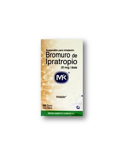 Bromuro de Ipatropio (MK)