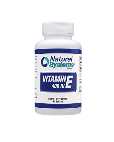 Vitamina E (Natural Systems)