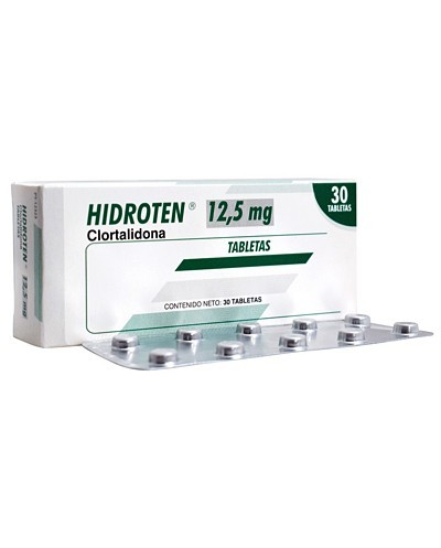 Hidroten (Clortalidona)