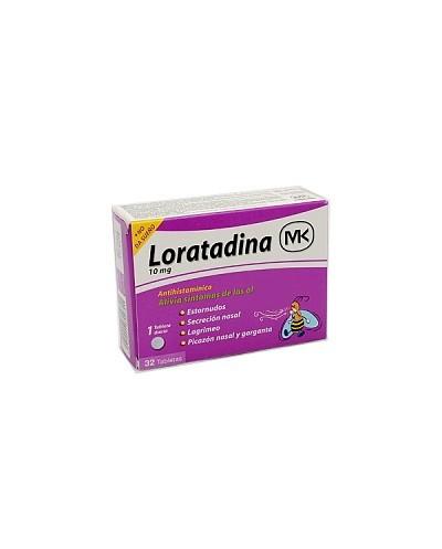 Loratadina (MK)