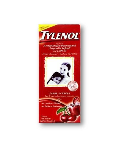 Tylenol Jarabe (Acetaminofen)