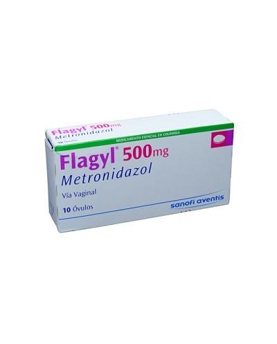 Flagyl Ovulos (Metronidazol)