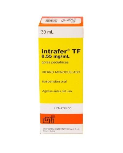 Intrafer (Hierro / Ácido...