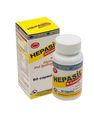 Hepasil B-Complex (Silimarina)