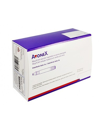 Avonex (Interferon Beta 1A)