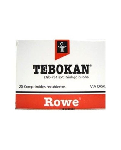 Tebokan (Ginkgo Biloba)