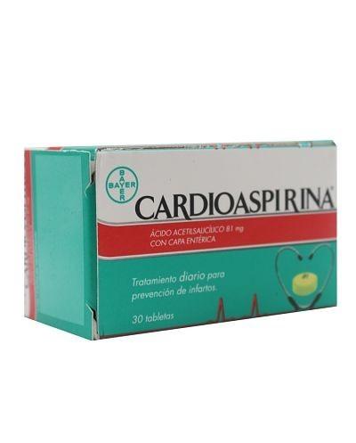 CardioAspirina (Bayer)