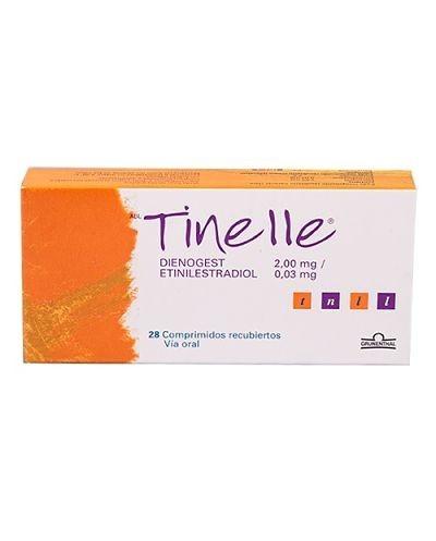 Tinelle (Etinilestradiol,...