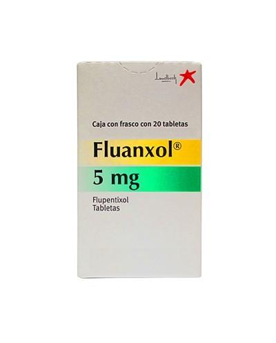 Fluanxol (Flupentixol)