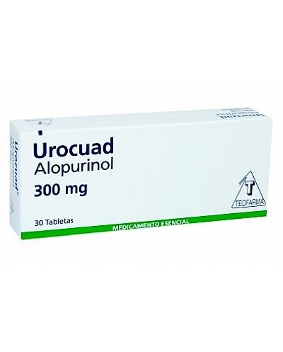 Urocuad (Alopurinol)