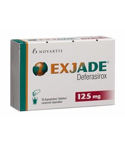Exjade (Deferasirox)